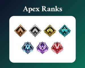 Apex legends rank sub badges