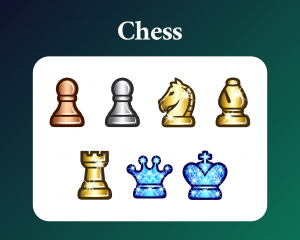 Chess Sub Badges For Twitch