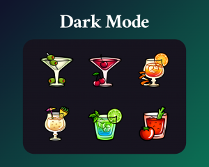 Free cocktail sub badges for twitch