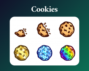 Free sub badges as cookies