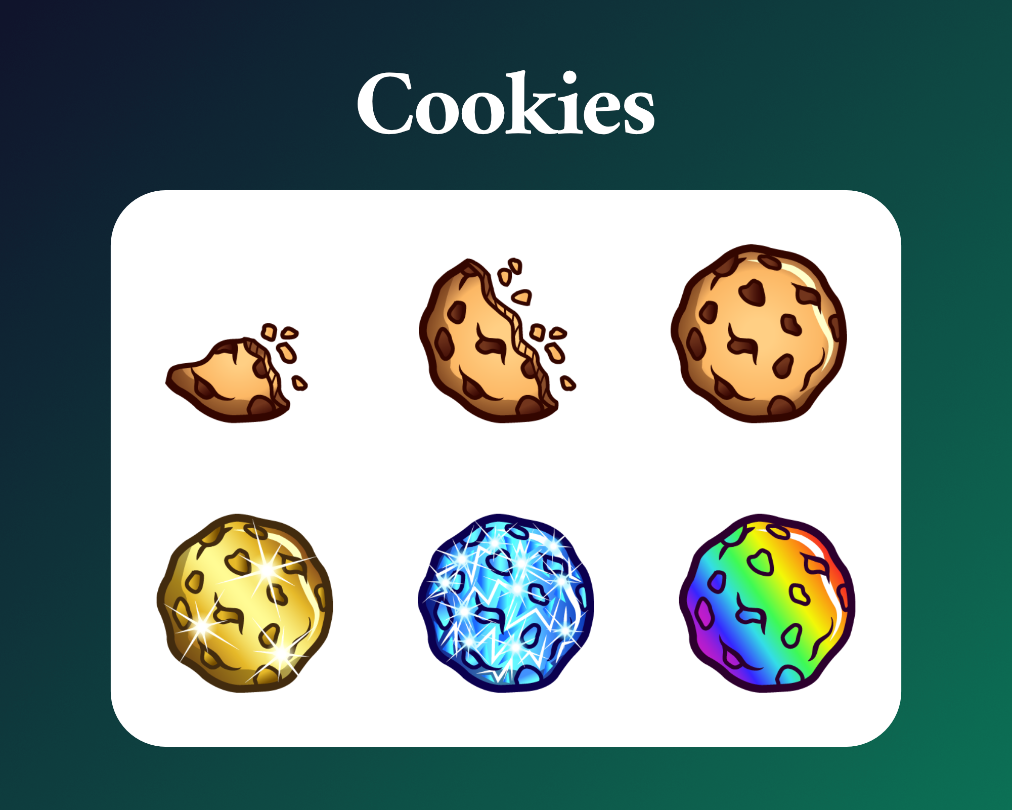 Free sub badges as cookies