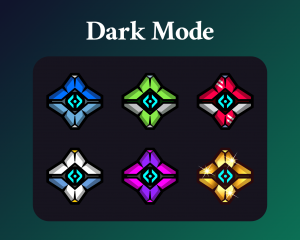 Destiny sub badges for twitch