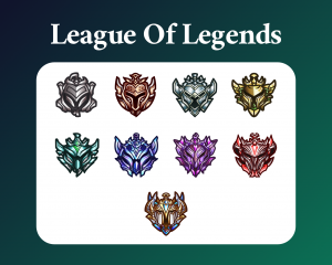 League Of Legends subscriber badges for twitch